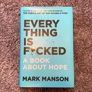 Everything is fcked, a book about hope